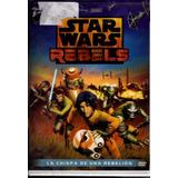 Star Wars Rebels La Chispa De Una Rebelión Dvd Original Nuev