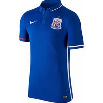 Camiseta De Tevez Shangai Shenhua Nike Oficial