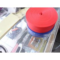 Rollo 12m Cinturon De Color Varios Tonos C/u