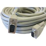 Cable Vga A Vga 10 Metros Conectores Macho Macho Proyector