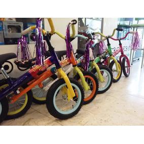 Camicleta Rodado 12 Nena/varon Ruedas Con Rayos