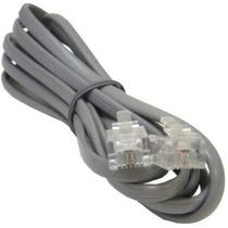 Cable De Telefono 3 Mts 2 Contactos Somos Tienda