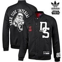 Casaca Adidas Star Wars Dark Side Original En Stock M Y L