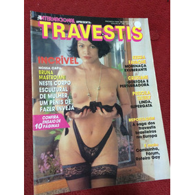 Revista Internacional Especial Travestis Kessia Bruna Pricil