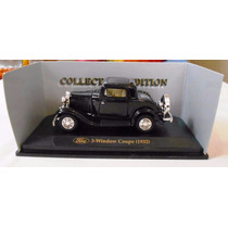 3 Window Coupe Ford 1932 Road Signature 1/43