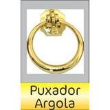 Argolas De Bronze,para Gavetas, 3 Argolas