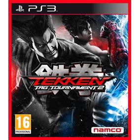 Tekken Tag Tournament 2 Ps3 - Jogos Psn Digital