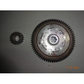 Engrenagem Movida E Motora Moto Jonny Hype 50cc