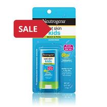 Neutrogena Wet Skin Kids Stick Spf 70 Protetor Solar