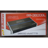 B.buster Ss1 3600 Watts Módulo
