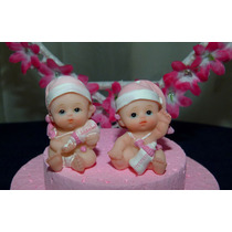 Bebe Souvenir Baby Shower Bautismo Cumpleaños 1 Añito X10 Un