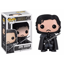 Jon Snow Funko Pop Game Of Thrones Boneco Pop Pronta Entrega