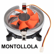 Fancooler Intel Y Amd Para Socket 754 Am2 Am3 775 1150 1155