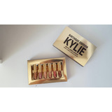 Kylie Birthday Edition Simil - Labiales Matte Mini X 6