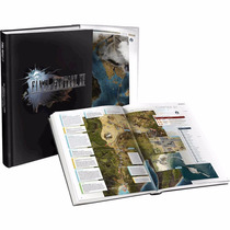 Guia Final Fantasy Xv: The Complete Official Guide No Brasil