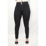 Calça Jeans Cigarrete Plus Size Handara - 1753133