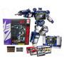 Transformers Masterpiece Mp-02 Soundwave 5 Cassettes Hasbro