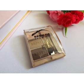 Brow Fix - Kit Sobrancelha Milani Brow Fix.