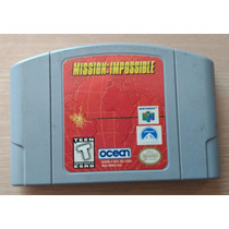Mission Impossible - Original - Nintendo 64