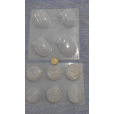 Moldes Plástico Jabones,chocolate No Acetato Importados
