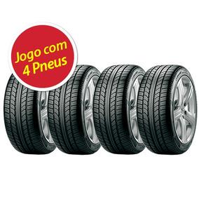 Kit 4 Pneu Aro 18 Pirelli 235/60r18 Pzero Rosso 103v