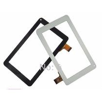 2 Piezas Touch Tablet 7 Pulgadas Blanco Y Negro Y7y007 (86v)