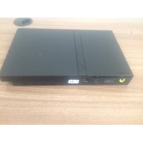Playstation 2 Slim Leitor E Botão Com Defeito/ Desbloqueado