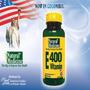 Vitamina E 400 Natural Medicine X 60 Cap