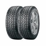 Combo X2 Pirelli 215/80/16 Scorpion Atr Neumen F100 C/envio