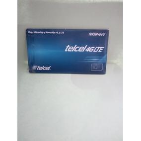 50 Piezas Chip Telcel V6.3 Lte
