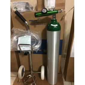 Tanque De Oxígeno Medicinal 680 L