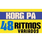 48 Ritmos Banda Mariachi Gruperos Cumbias Korg Pa