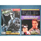 Terminator 2 - Total Recall (revista Oficial)