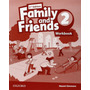 Family And Friends 2 - Workbook - Oxford 2 Edicion