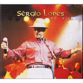 Cd Sergio Lopes - Ao Vivo