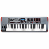 Teclado Controlador Novation Impulse 61 Teclas Midi Usb