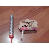 Cumpleaños 50 Años Para La Torta,