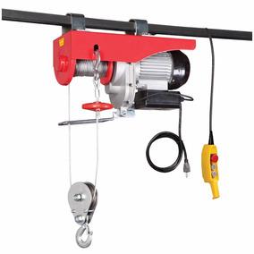 Polipasto Electrico Con Control Remoto 2000 Lb / 1tonelada