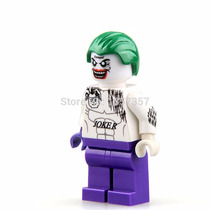 Bloco De Montar Lego Coringa Dc Batman Esquadrão Suicida