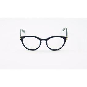 Óculos Armação Receituario Grau Redondado Feminino Masculino