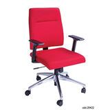Cadeira Diretor Izzi Base Em Alumínio Polido Sincron Tsmob