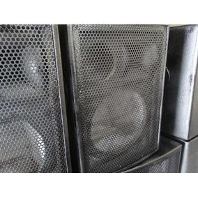 Caixa Acústica Gabinete Para Falante De 10 Pol 3 Vias