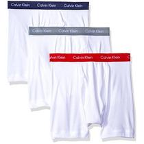 Calvin Klein Ropa Interior Hombre 3 Pack Cotton Classic L