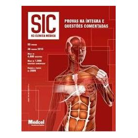 Sic R3 Clinica Medica Resumao E Provas Na Integra - Medcel