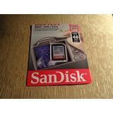 Memoria Sd 128 Gb - Clase 10 - 48 Mb/s - Sandisk Ultra Plus
