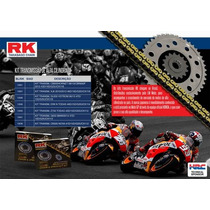 Kit Relaçao Rk Bmw G650 Gs 2014 * Rk 100% Original Japan*