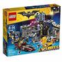 Lego 70909 A Invasao A Batcaverna Filme Batma Lego