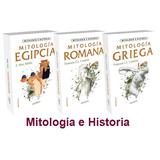 Colección Mitologías Griega, Romana Y Egipcia.