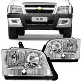 Par De Opticas Chevrolet S 10 Blazer 2003-2004-2005-2006