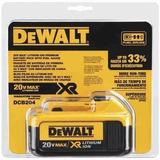 Bateria De Ion Lition 20v Max Xr 4.0 Ah - Dcb204 B3 - Dewalt